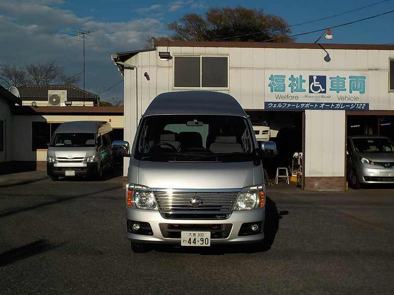 キャラバンワゴンGX 10人乗り ナビ ETC 4490<<<キャンペーン対象車>>>