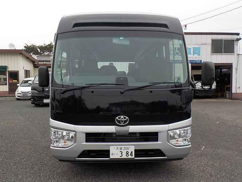 コースターGX 29人乗り 自動ドア ナビ・ETC・AT車 384