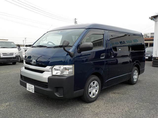 ハイエース ワゴンDX 10人 ナビETC 6492 <キャンペーン対象車>