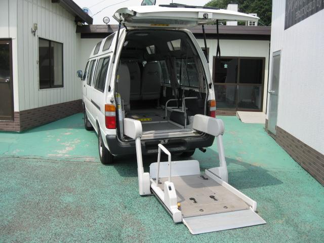 レジアスエース福祉車両・車椅子2台10人乗  482