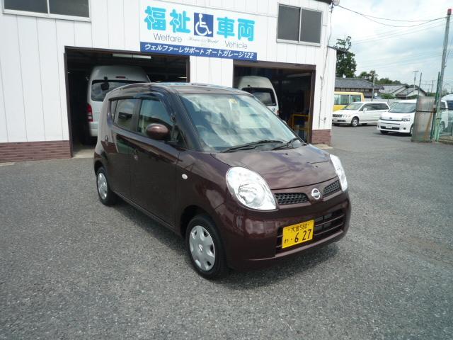 軽自動車 モコ 660 5ドア 4人低燃費 ・627