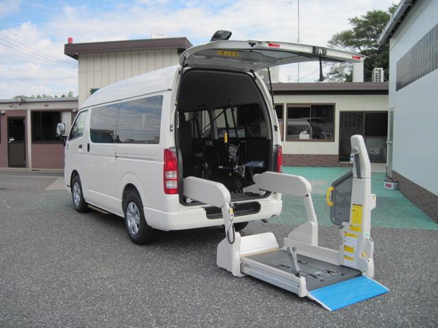 レジエース 車椅子2台+健常者8人=10人乗り・626